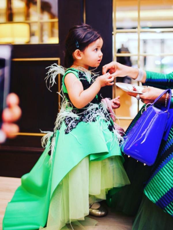 (Gambar) Menarik Sekitar Sambutan Hari Jadi Aaisyah Dhia Rana Yang Sangat Meriah!