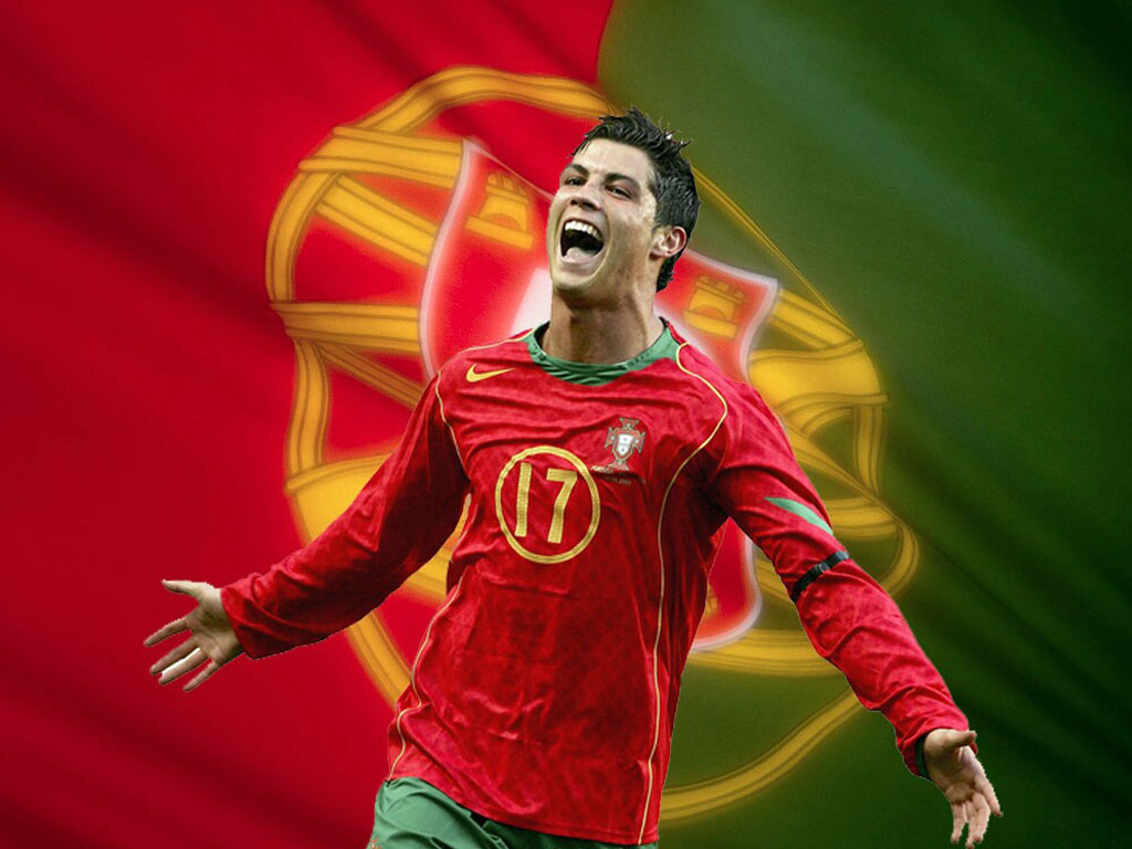 Art Of Cristiano Ronaldo Fans Wallpaper Sport Soccer: Wallpapers: Cristiano Ronaldo Wallpapers