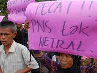 Harus Netral, PNS Dlarang Ikutan Kampanye Apalagi Di Media Sosial