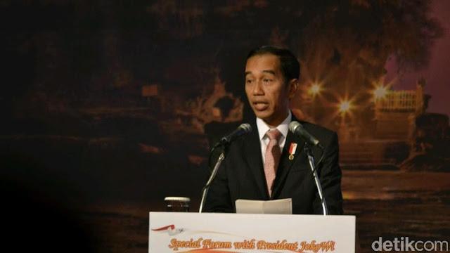 Yess!! Jokowi Tandatangani Perppu Kebiri, Jokowi: Perppu Kebiri dan Hukuman Mati Akan Timbulkan Efek Jera Bagi Pelaku