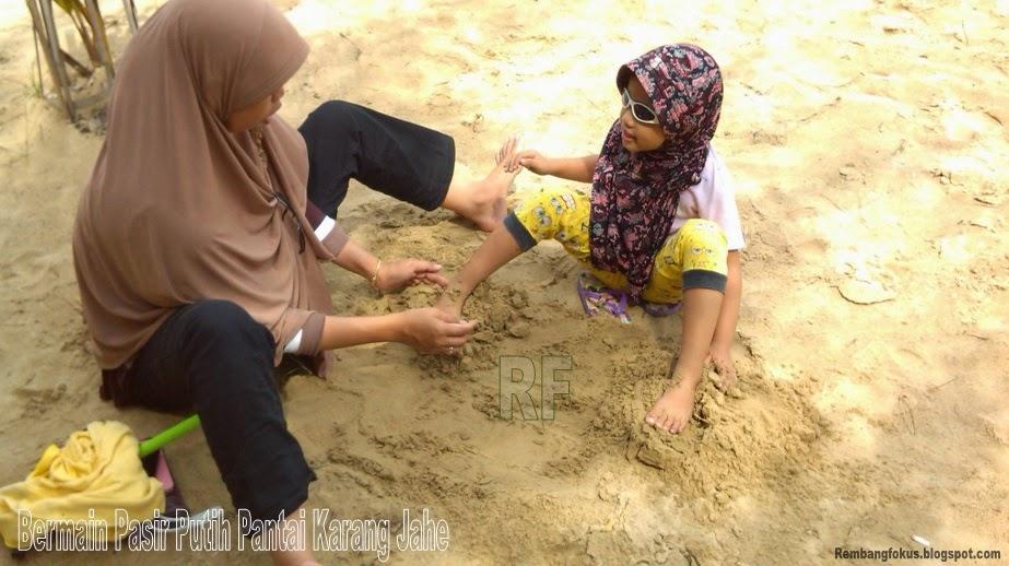Pantai Karang Jahe Rembang