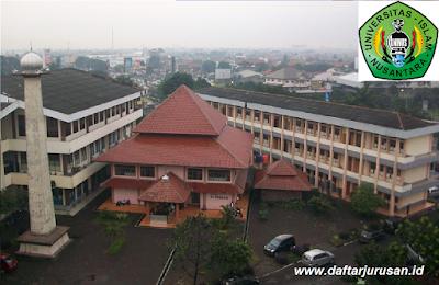 Daftar Fakultas dan Jurusan UNINUS Universitas Islam Nusantara Bandung