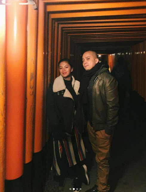 Neil Arce's Sweet Birthday Message For Angel Locsin