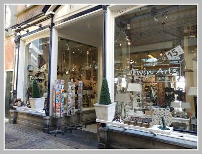 Little Sweet Things Brocante winkel route in Alkmaar