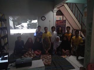 Keseruan Kelas Nulis Script Film Di Hasfa Camp