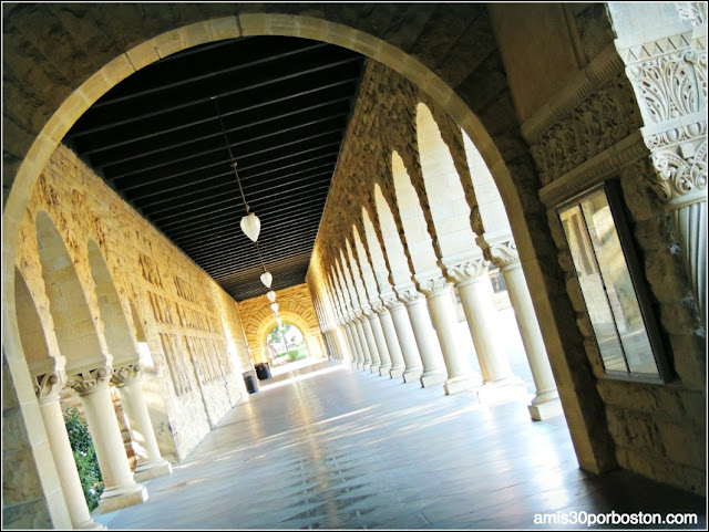 Claustro Memorial Church, Universidad de Stanford