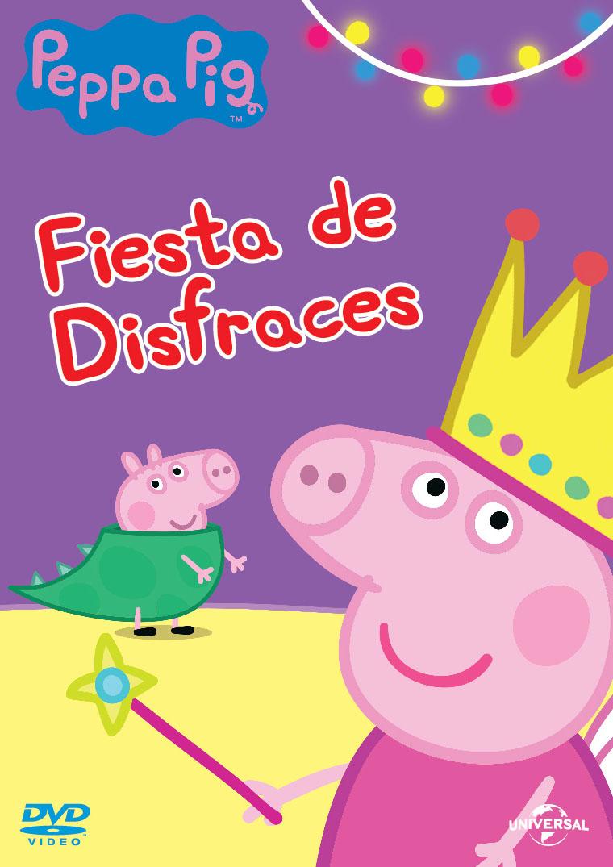 TODAS NOVEDADES: PEPPA PIG - FIESTA DE DISFRACES -