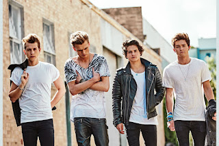 terjemahan lirik lagu the vamps shades on