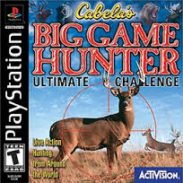 Cabelas Big Game Hunter - Ultimate Challenge  - PS1 - ISOs Download