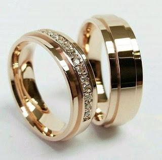 cincin tunangan pegunungan arfak