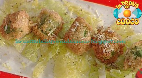 Zucchine in carrozza ricetta Marretti da Prova del Cuoco