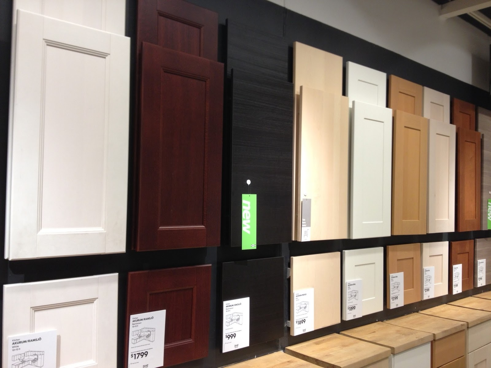 Kitchen Cabinets Doors Movable Island Ikea Discontinued Cabinet Roselawnlutheran