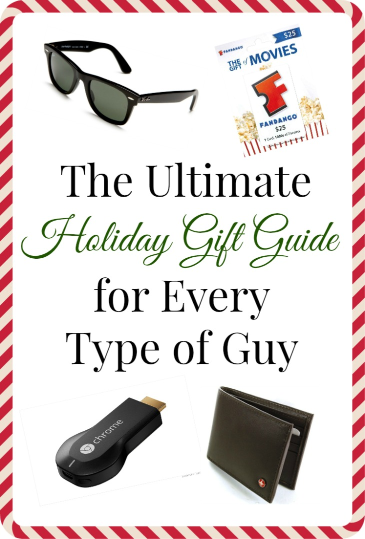 Christmas gifts for guy just started dating