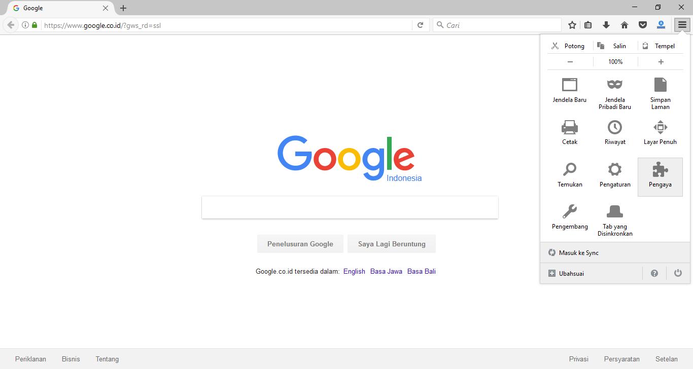 Add On Idm Di Google Chrome