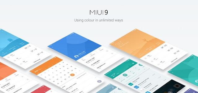 Daftar Smartphone Xiaomi yang Mendapat Update MIUI 9