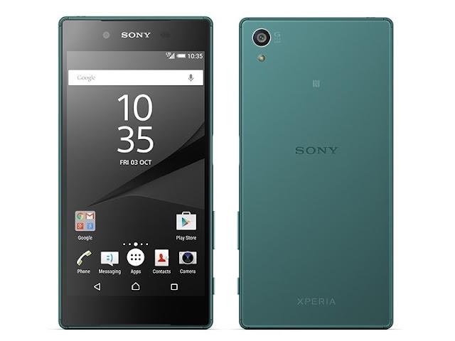 Harga & Spesifikasi Sony Xperia Z5 Terbaru