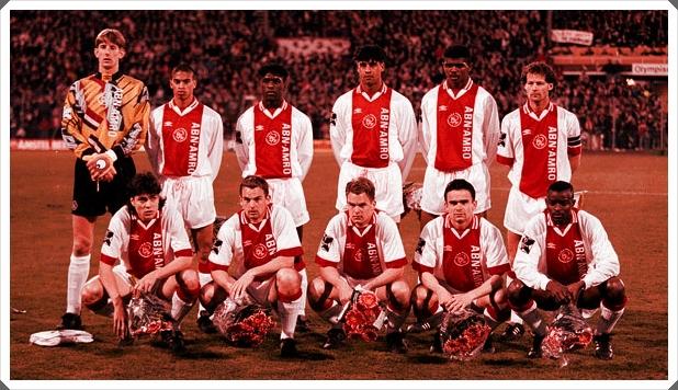 Ajax 1994-95