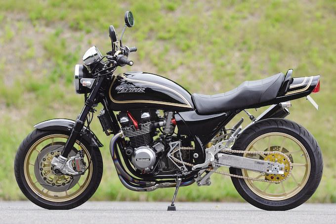 Planet Japan Blog: Kawasaki Zephyr 750 by NOJIMA-Japan