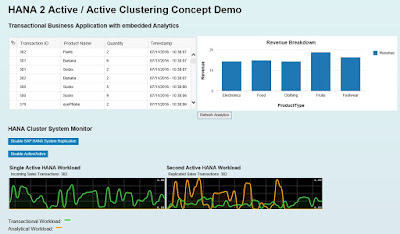 Transforming Database Management with the new SAP HANA 2 feature, Active/Active read-enabled
