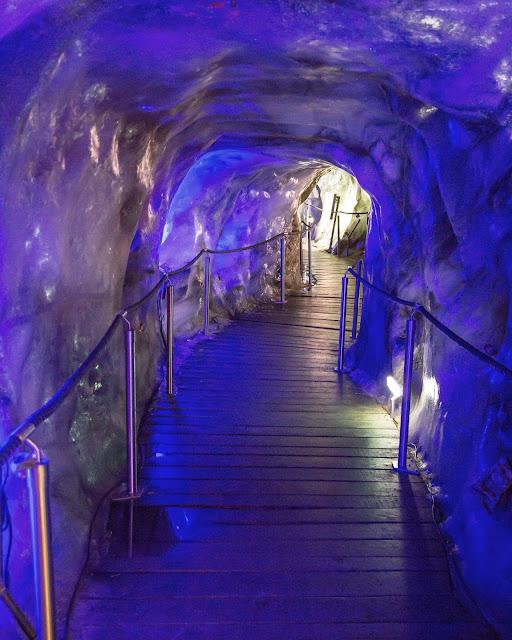 Stubaital - Vom Eisjoch zur Dresdner Hütte Gletscherpfad und Gletscherweg  Wanderung-Stubaital  Wandern-Tirol 07