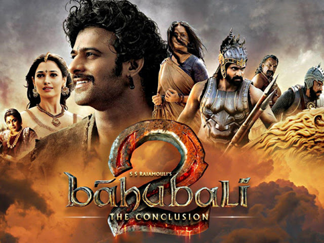 Baahubali 2: The Conclusion Film India Terbaik Terbaru yang Wajib Anda Tonton