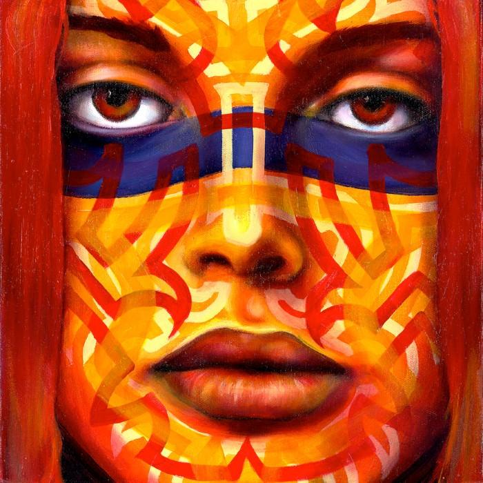 SAMNATION, Sam Jennings, американский художник