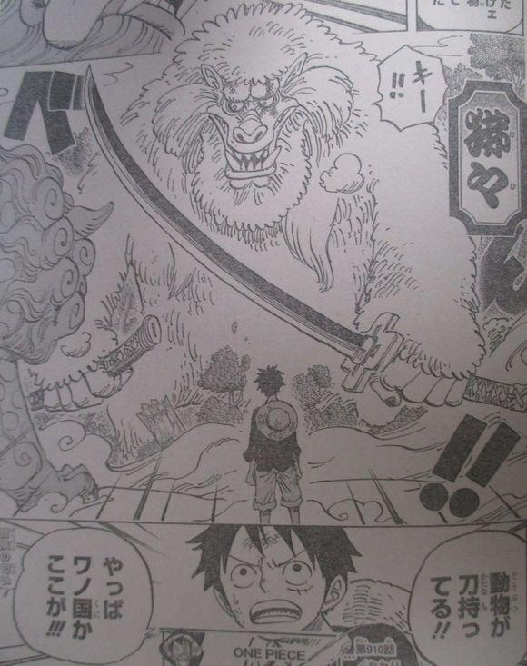 One Piece Chapter 910 Bahasa Indonesia Baca Komik Gratis