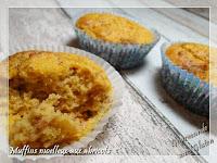 Muffins moelleux aux abricots sans gluten et sans lactose