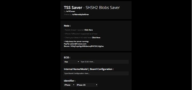 Come salvare i certificati SHSH2 di iOS per effettuarne il downgrade
