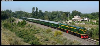 """Viajamos a La Pobla de Segur en el """"Tren dels Llacs"""" (Tren de los Lagos)"""