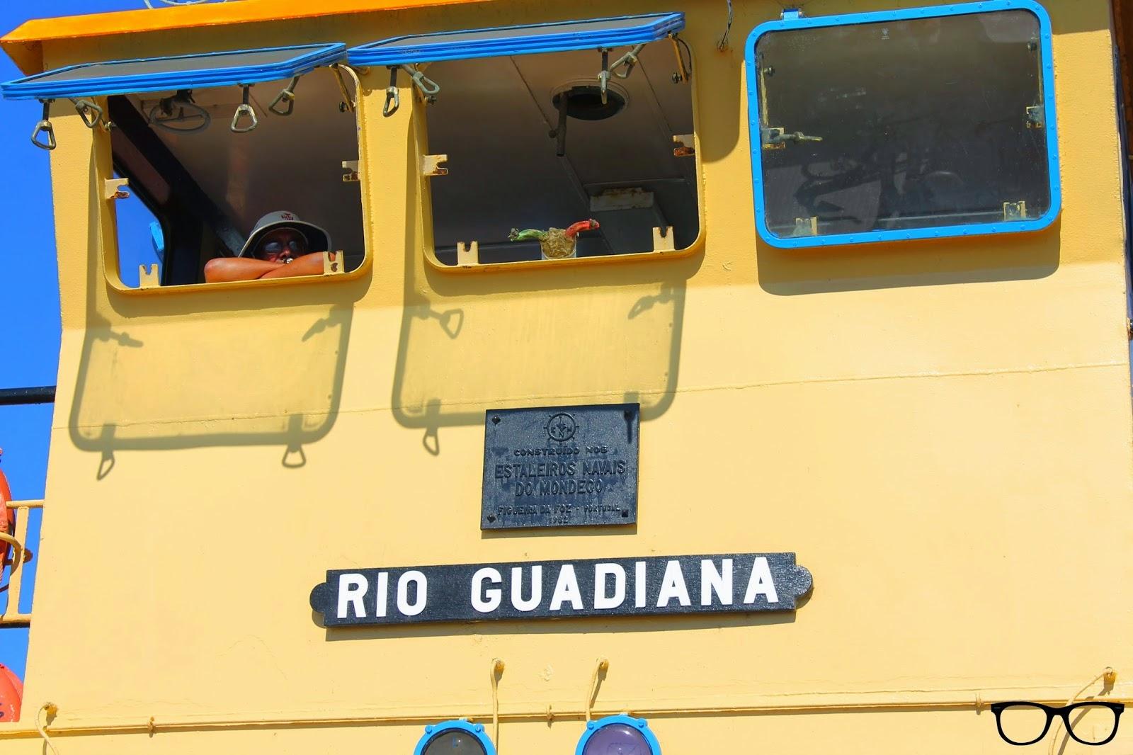 Ferry Isla de Armona