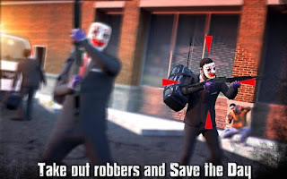 Rival Gang Bank Robbery Apk (mod Money) Free Download For Android 2016