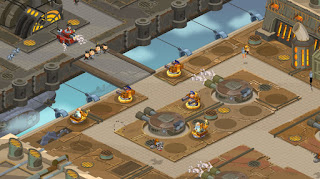 Game Steampunk Syndicate Apk
