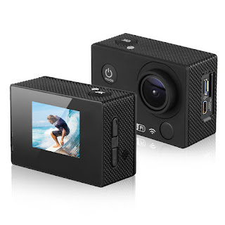 ACTION SPORT CAMERA WIFI