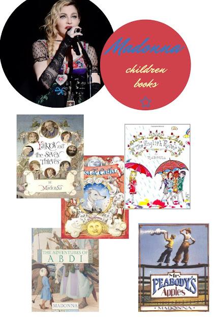 kids books Madonna