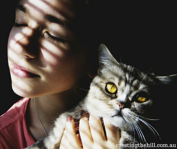 What if the changes in my values and deciding to place my needs first, mean I die alone with my cat?