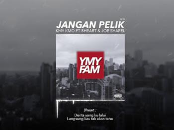 Lirik Lagu Jangan Pelik Kmy Kmo X B-Heart X Joe Sharel (Prod. MubzBeats)