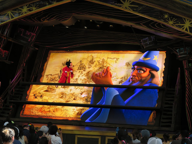 Mickey and the Magical Map Yensid Disneyland