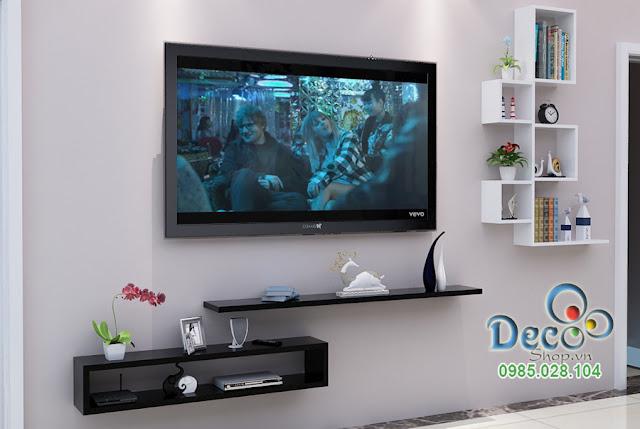 Kệ TV treo tường Deco TV72