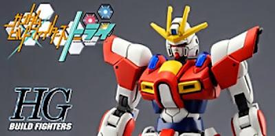 Gundam Burnning Build Strike