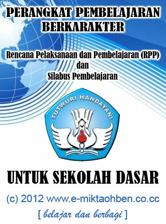 Download Rpp Dan Silabus Sd Berkarakter 2012 Belajar Dan Berbagi