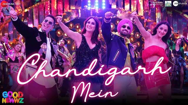 Chandigarh Mein Lyrics - Good Newwz | Badshah, Harrdy Sandhu, Lisa Mishra, Asees Kaur