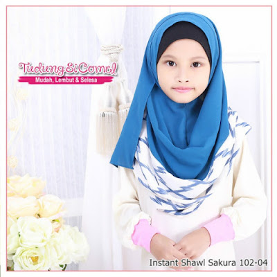 Instant Shawl Sakura  - SOLD OUT