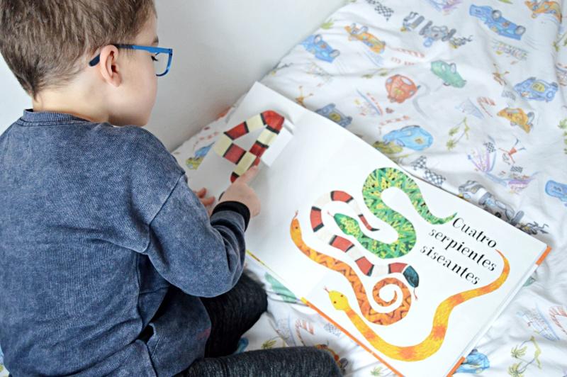 Hoy leemos Boolino cuentos infantiles pop-up