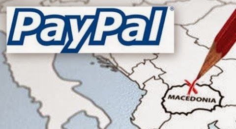 PayPal enters the Macedonian market