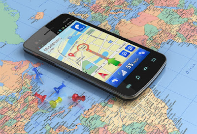 La localización GPS en los smartphones