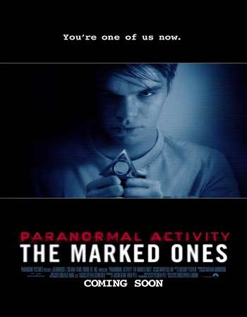 Paranormal Activity The Marked Ones 2014 EXTENDED Hindi Dual Audio  Full Movie Download