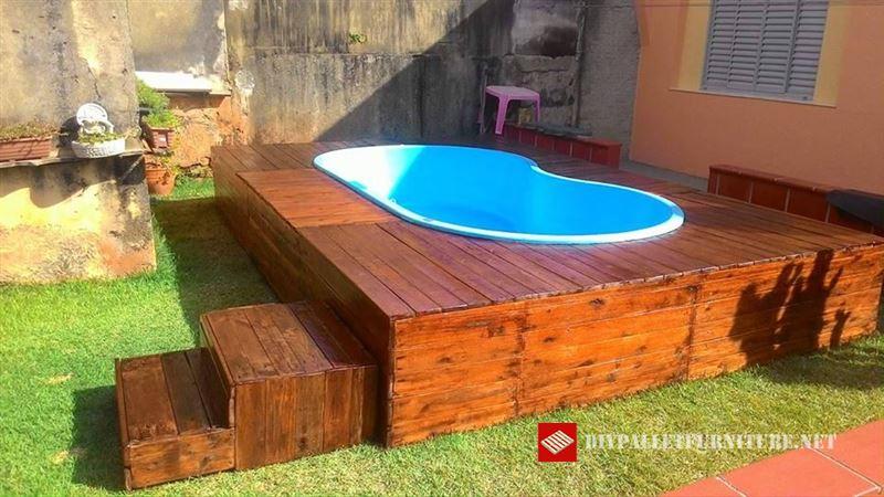 Estructuras for Estructura para piscina