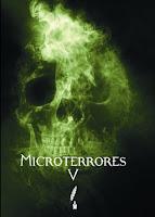 """Antología de microrelatos de terror de """"Diversidad Literaria""""."""