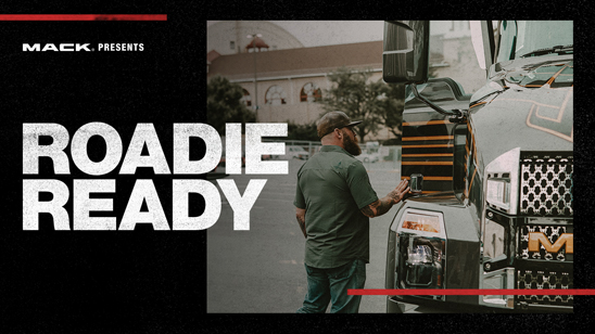 Mack Trucks recently released the seventh episode of its RoadLife series, Roadie Ready. Available on roadlife.tv. Roadie Ready follows Zac Brown's ZB Customs as they fully customize a Mack Anthem® model to transport the band's merchandise